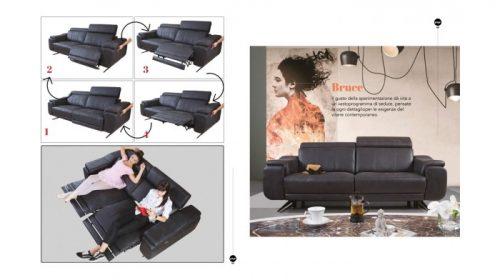 диван с релакс механизми