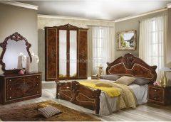 С дъх на ориенталски стил в спалнята
